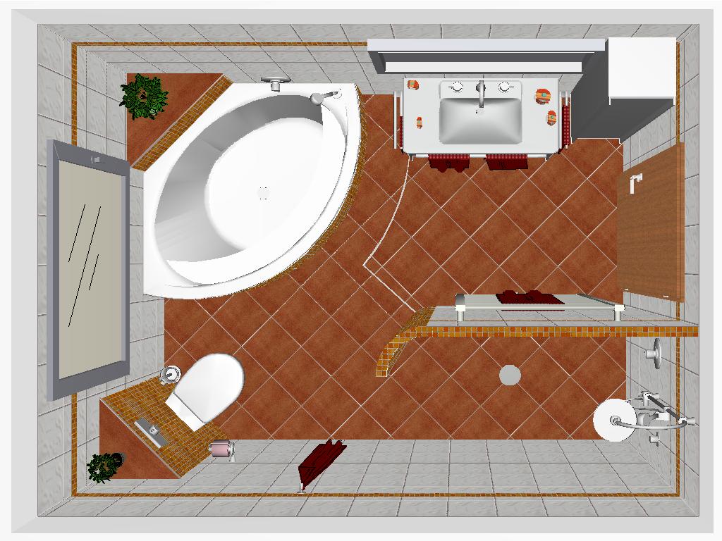 Gestaltung badezimmer for Gestaltung bad